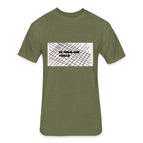 image 2018 07 18 21 27 - Fitted Cotton/Poly T-Shirt by Next Level