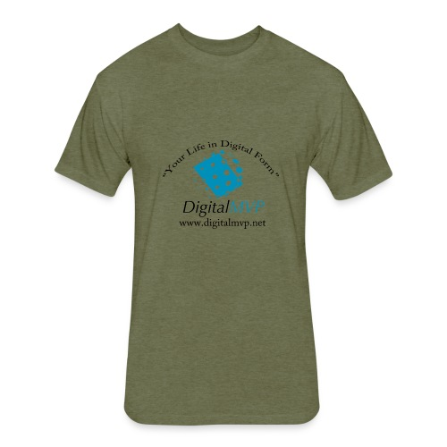 Digital MVP - Fitted Cotton/Poly T-Shirt by Next Level