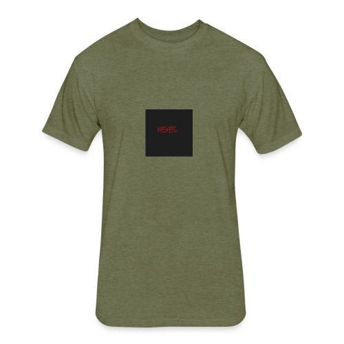 NEXES WEAR - Fitted Cotton/Poly T-Shirt by Next Level