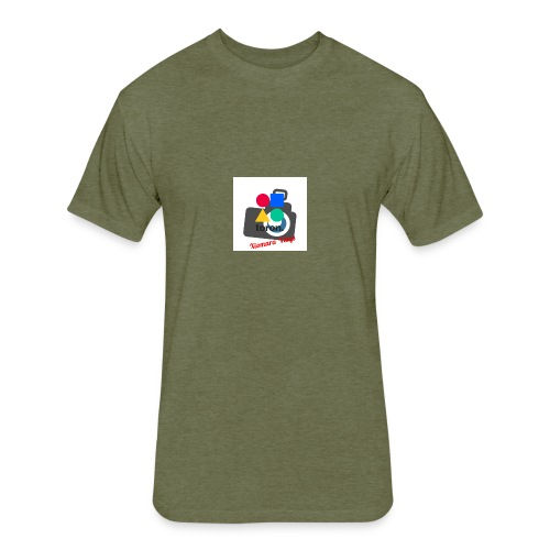 20180829 223913 0001 - Fitted Cotton/Poly T-Shirt by Next Level