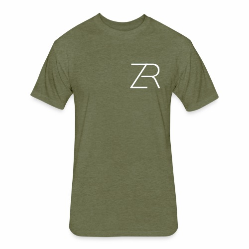 ZerO clan - Fitted Cotton/Poly T-Shirt by Next Level
