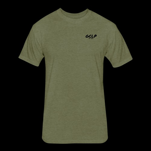 GCLP Est2012 - Fitted Cotton/Poly T-Shirt by Next Level