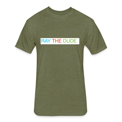 Ray - Fitted Cotton/Poly T-Shirt by Next Level
