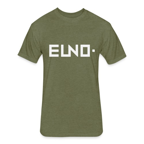 EUNO Apperals 3 - Fitted Cotton/Poly T-Shirt by Next Level