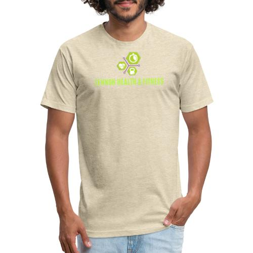 LHF collection 2 - Fitted Cotton/Poly T-Shirt by Next Level