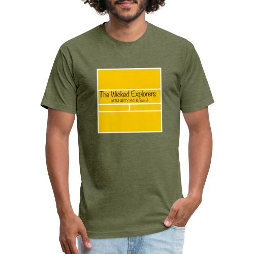 25396217_1474585662658302 - Fitted Cotton/Poly T-Shirt by Next Level