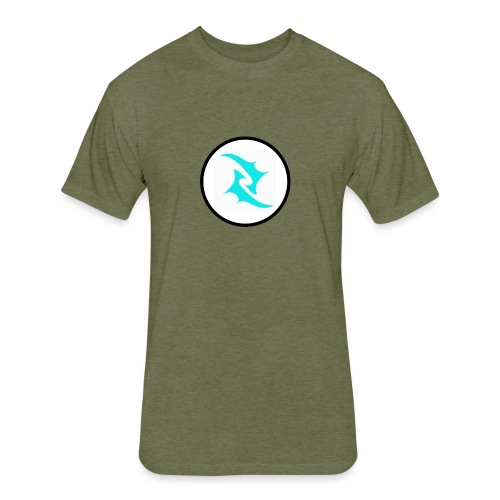 Runes Logo MERCH - Fitted Cotton/Poly T-Shirt by Next Level