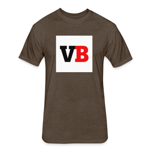Vanzy boy - Fitted Cotton/Poly T-Shirt by Next Level