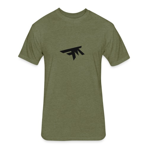 Team Modern - Fitted Cotton/Poly T-Shirt by Next Level