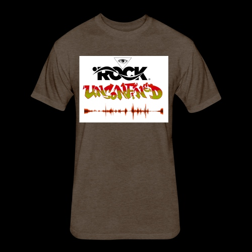 Eye Rock Unconfined - Fitted Cotton/Poly T-Shirt by Next Level