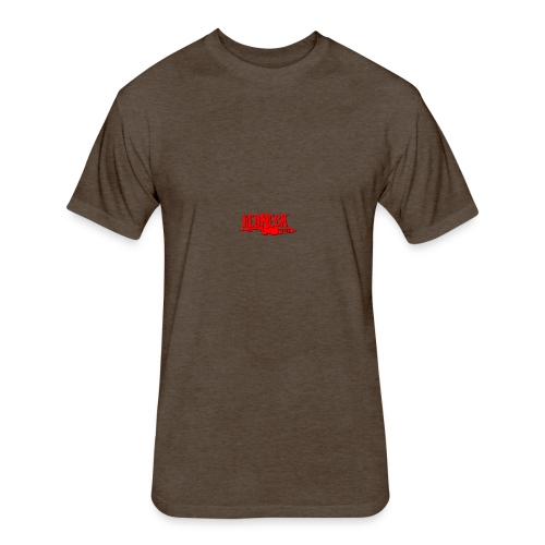 OfficialRRLogo - Fitted Cotton/Poly T-Shirt by Next Level