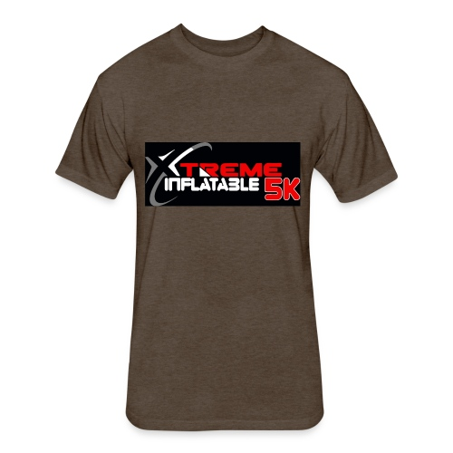 Xtreme 5K - Fitted Cotton/Poly T-Shirt by Next Level