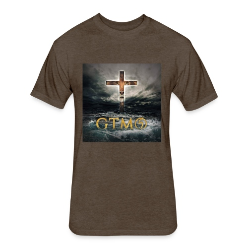 GTM5 Official Merchandise - Fitted Cotton/Poly T-Shirt by Next Level