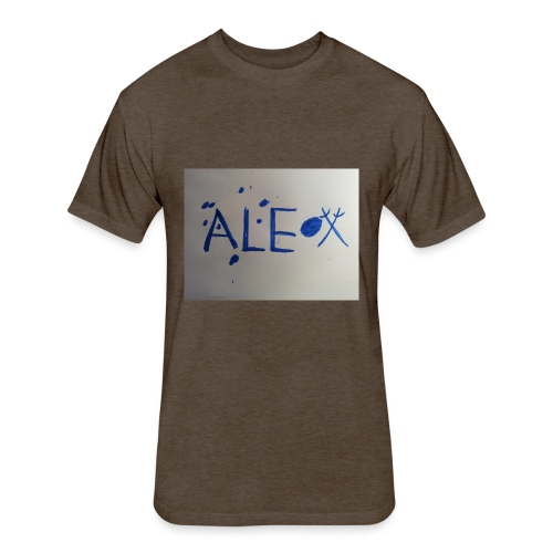 Alex kasulis - Fitted Cotton/Poly T-Shirt by Next Level