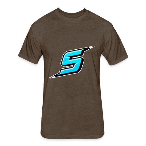 Sentry Logo - Fitted Cotton/Poly T-Shirt by Next Level
