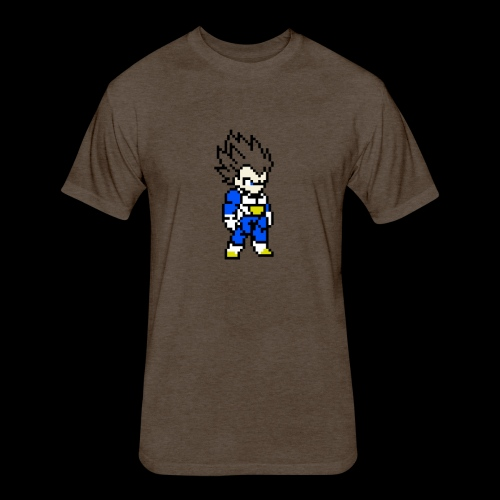 2nd Place Fighter - Fitted Cotton/Poly T-Shirt by Next Level
