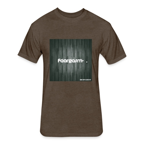 Feargasm radio show - Fitted Cotton/Poly T-Shirt by Next Level