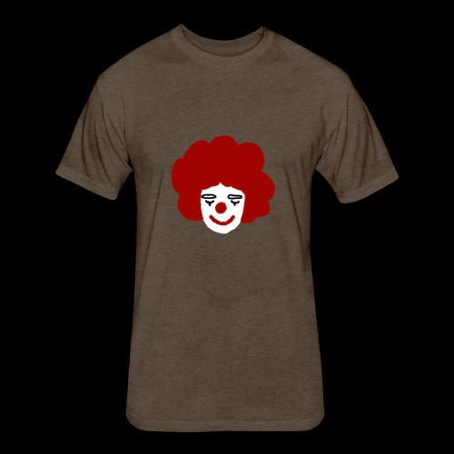 MCCult - Fitted Cotton/Poly T-Shirt by Next Level