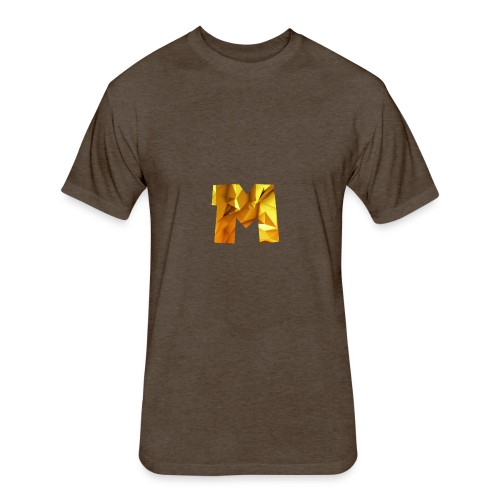 MrMistyLimited - Fitted Cotton/Poly T-Shirt by Next Level