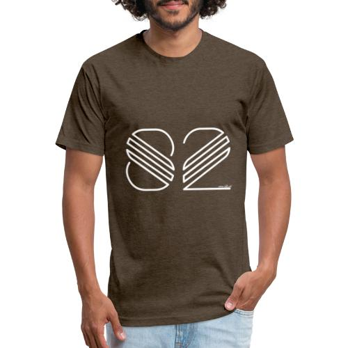 1982 - Fitted Cotton/Poly T-Shirt by Next Level