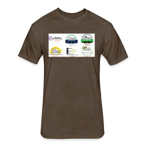 Winners Group Home - Fitted Cotton/Poly T-Shirt by Next Level
