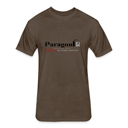 Shop Paragon Investment Partners Gear - Fitted Cotton/Poly T-Shirt by Next Level