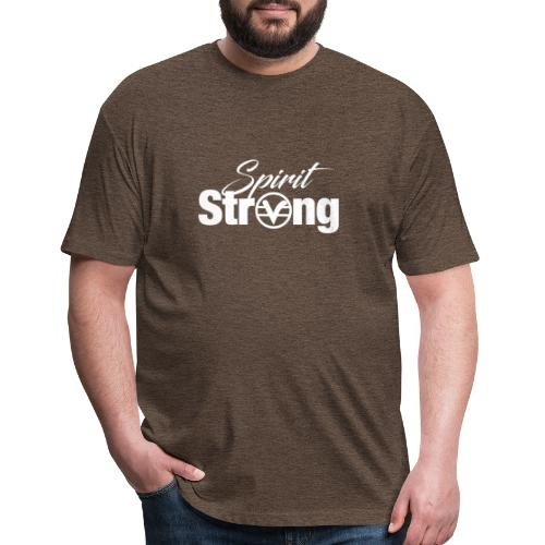 Spirit Strong Tee (Unisex) - Fitted Cotton/Poly T-Shirt by Next Level