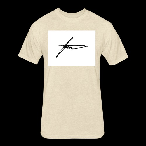 Signature series graphic - Fitted Cotton/Poly T-Shirt by Next Level