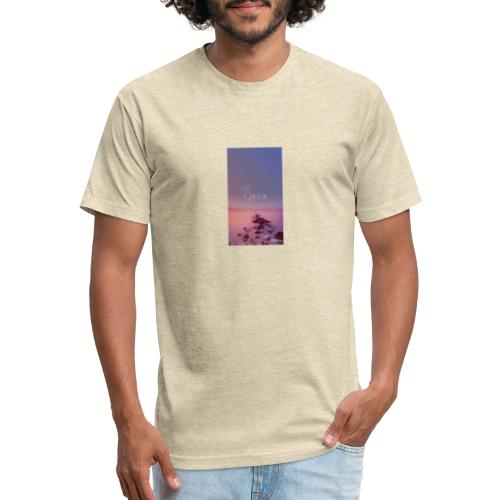 A139C69D 56B6 4E0D 8FD5 0D17ADE9EBC7 - Fitted Cotton/Poly T-Shirt by Next Level
