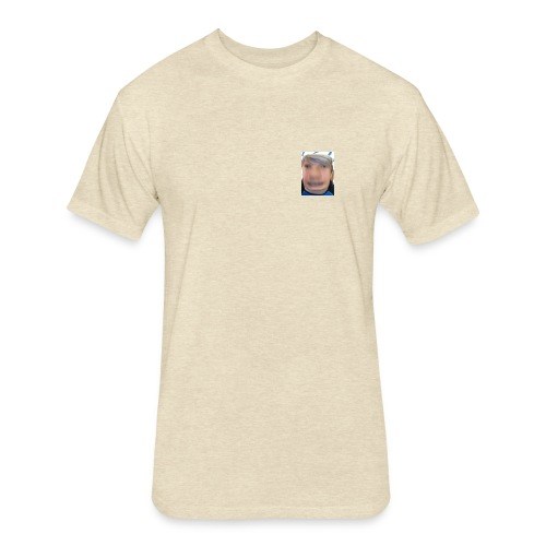 IMG 0059 - Fitted Cotton/Poly T-Shirt by Next Level