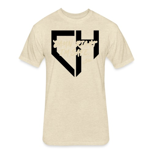 DBacks_DRIS - Fitted Cotton/Poly T-Shirt by Next Level