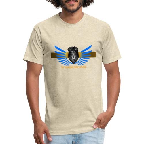 The conscious Truth network png - Fitted Cotton/Poly T-Shirt by Next Level