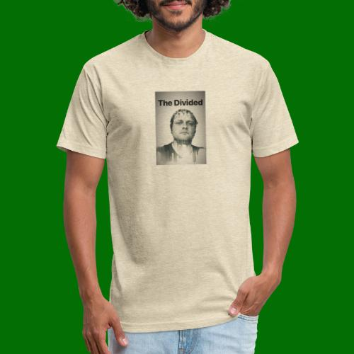 Nordy The Divided - Fitted Cotton/Poly T-Shirt by Next Level