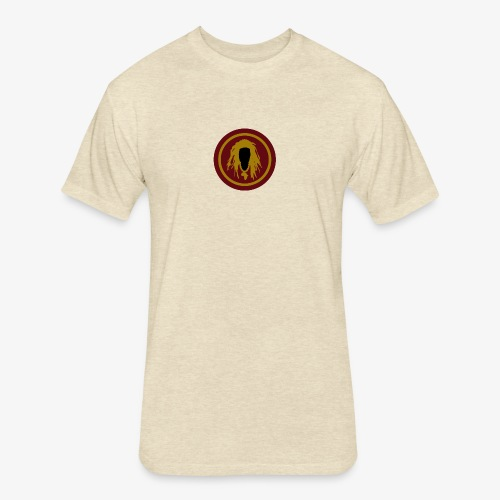 KMATiKC DC - Fitted Cotton/Poly T-Shirt by Next Level