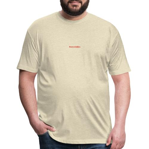 Perrywinkles - Fitted Cotton/Poly T-Shirt by Next Level