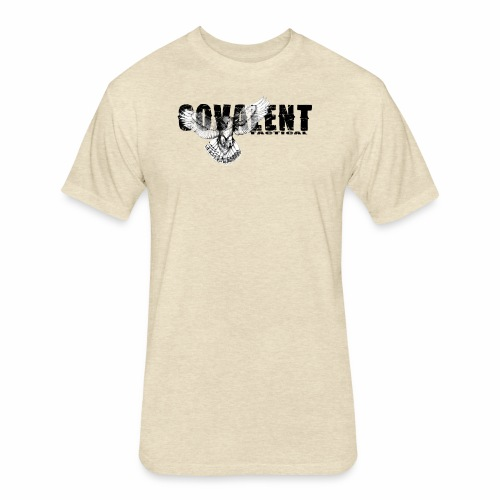 COVALENT TACTICAL - Fitted Cotton/Poly T-Shirt by Next Level