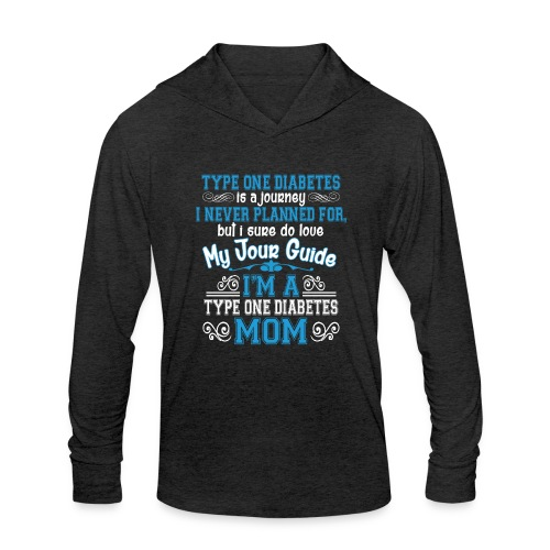 Happy Mother's Day - Unisex Tri-Blend Hoodie Shirt