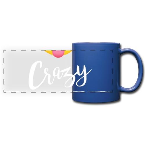 Crazy Love - Full Color Panoramic Mug