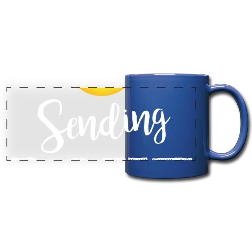 Sending Love - Full Color Panoramic Mug