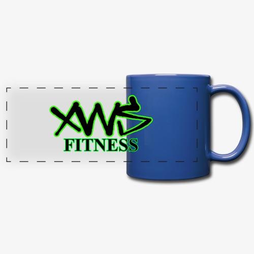 XWS Fitness - Full Color Panoramic Mug