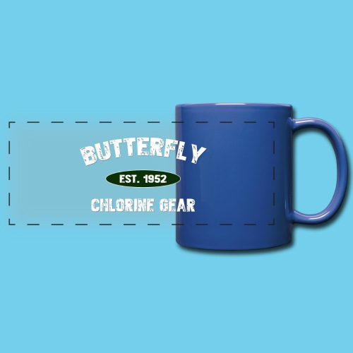 Butterfly est 1952-M - Full Color Panoramic Mug