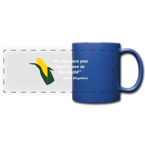 Be The Corn - Full Color Panoramic Mug
