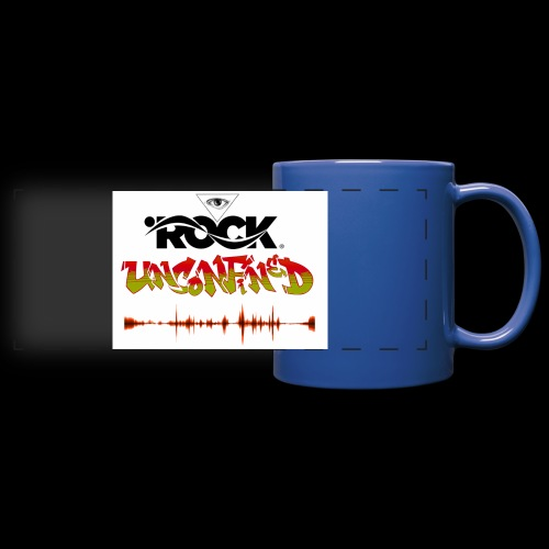 Eye Rock Unconfined - Full Color Panoramic Mug