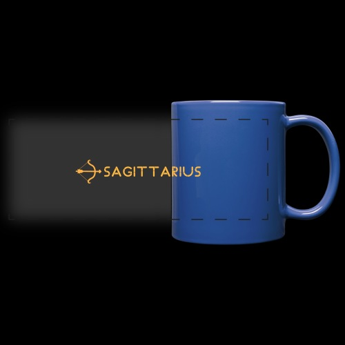 Sagittarius - Full Color Panoramic Mug