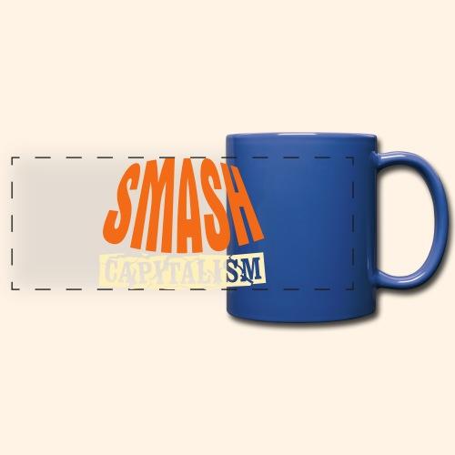 Smash Capitalism - Full Color Panoramic Mug