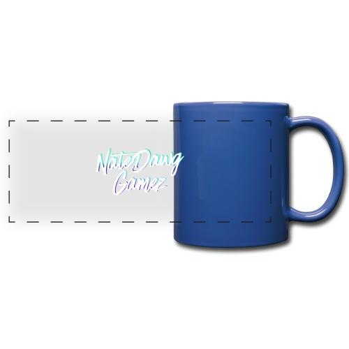 Newel Black Painted tp Nate- - Full Color Panoramic Mug