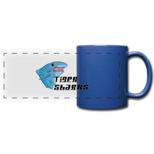 Tiger sharks - Full Color Panoramic Mug