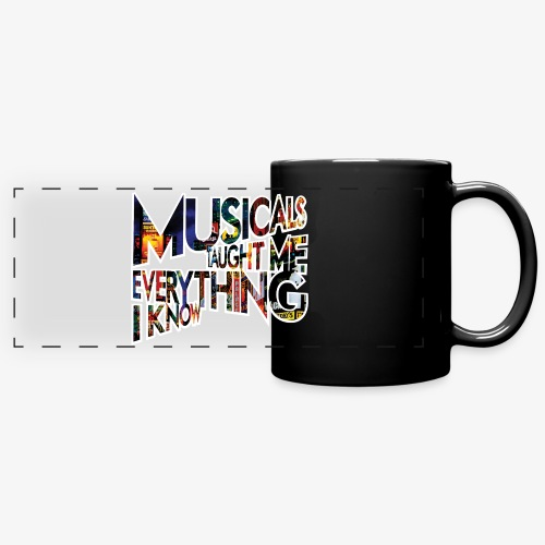 MTMEIK Broadway - Full Color Panoramic Mug
