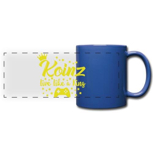 Live Like A King - Full Color Panoramic Mug