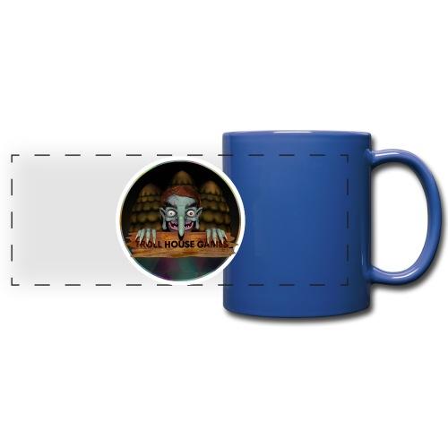 Troll House Games Logo - Full Color Panoramic Mug